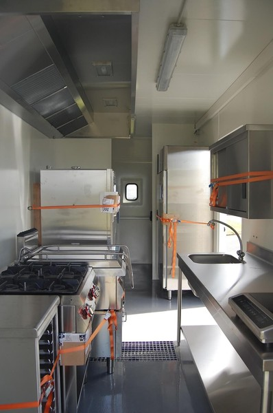 Oxymontage r alisations for Amenagement cuisine industrielle