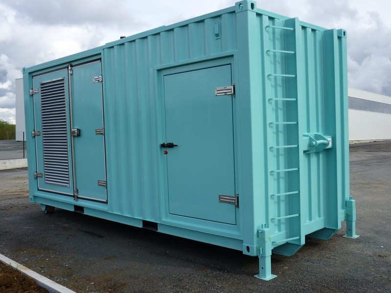 container 20 pieds ampliroll