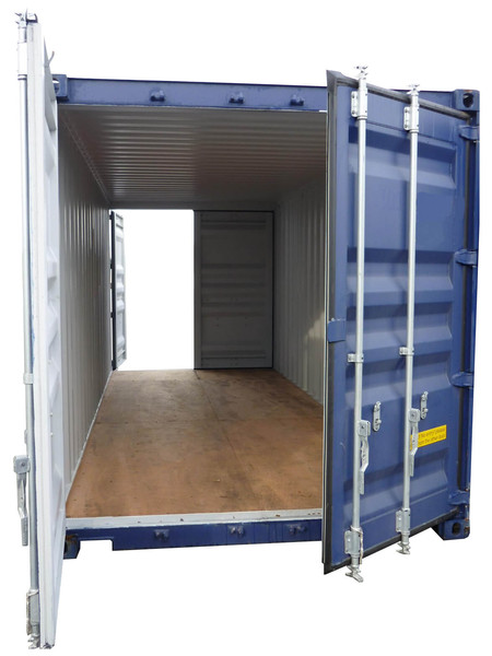 Populaire Oxymontage - Our Standard shipping containers, right here ! WM58