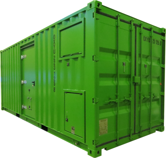 container filtration