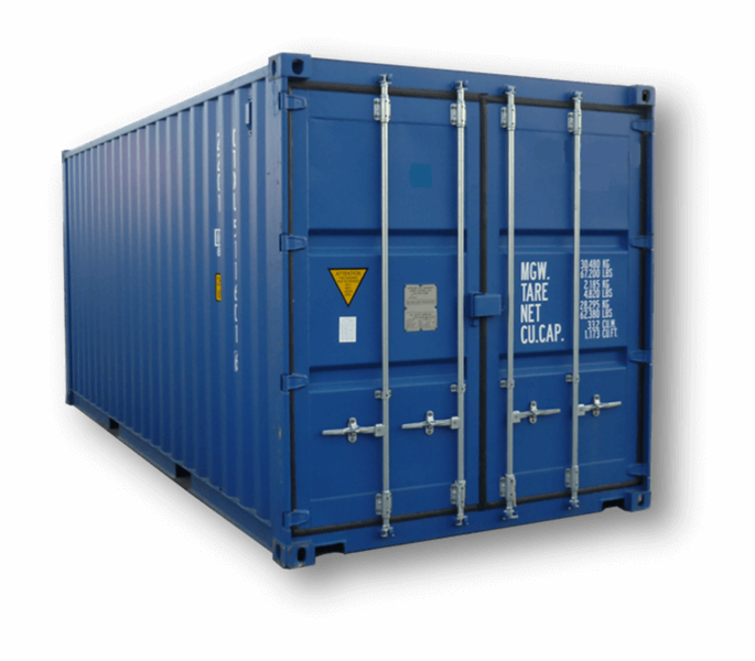 Célèbre Oxymontage - Our Standard shipping containers, right here ! MD19