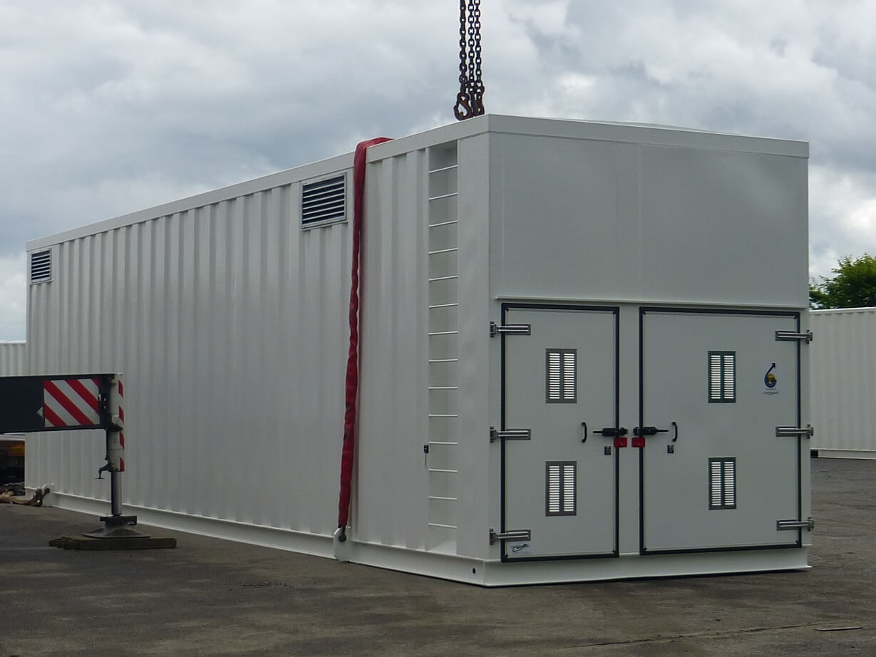 container sur mesure offshore